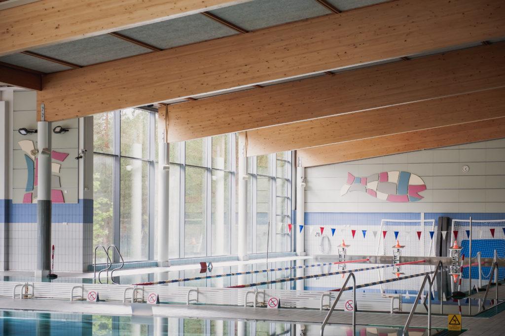 Piispalan uimahalli
